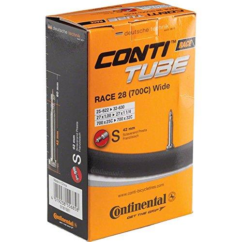 Continental 29″ Bicycle Tube, 1.75″/2.5″ 42mm Presta Valve