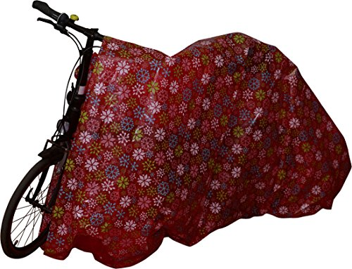 Jumbo gift bag for giant gifts; Bike Bag 60″ x 72″ Christmas prints; pack of 2 heavy ...