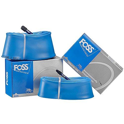 FOSS Self-Sealing Bike Tubes AV 26″x 1.95-2.5