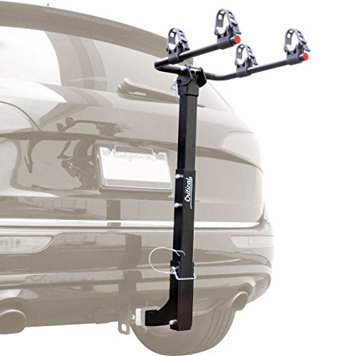 Critical Cycles Lenox Hitch Mount Bike Rack with 2 Inch Receiver
