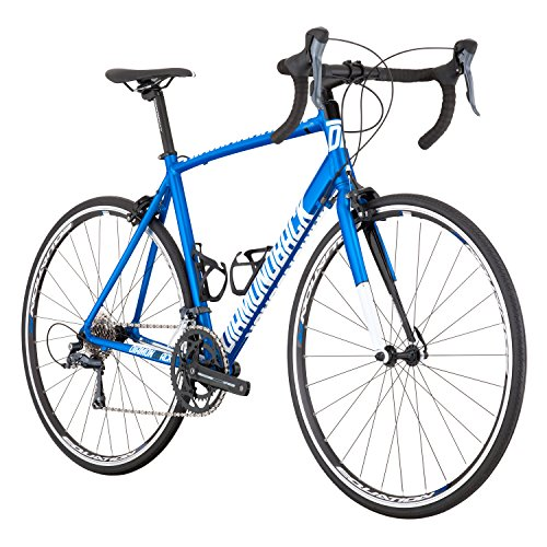 Diamondback Bicycles Diamondback Century Sport Road Bicycle 58cm Frame / Blue, 58 cm / X-Large