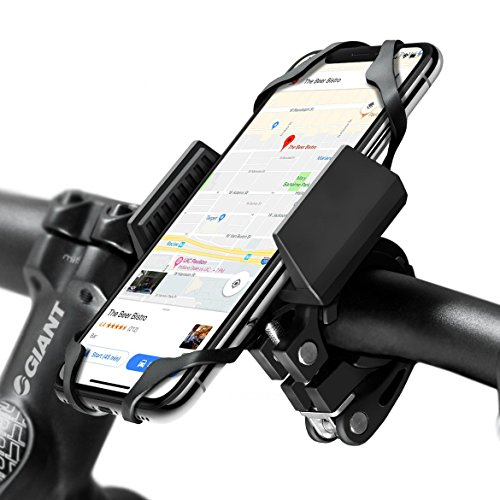 Widras New Bike Mount and Motorcycle Cell Phone Holder 2nd Generation For iPhone X 8 7 7s 6 6s 5 ...