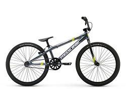 Redline MX24 24 Inch Wheel BMX Bicycle, Grey