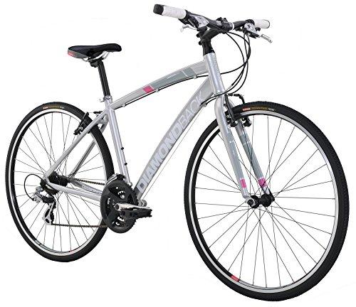 Diamondback Bicycles  Women's Clarity 1 Complete Performance Hybrid Bike
