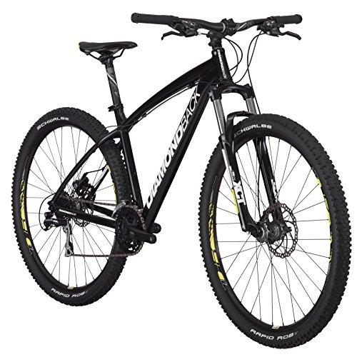Diamondback Bicycles Overdrive 29er Complete READY RIDE Hardtail Mountain Bike, 22″/XLarge ...
