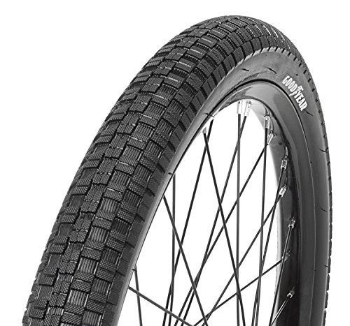 Goodyear Folding Bead BMX Bike Tire, 20″ x 2.125″, Black