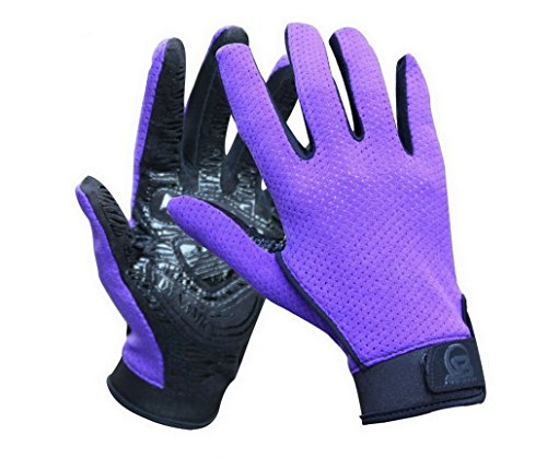 Non-slip Safe Breathable Lightweight Comfortable Durable Cool Gloves Mountain Bike Gloves Fullha ...