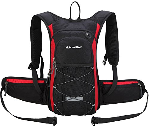 Insulated Hydration Backpack with 2L BPA FREE Bladder – Keeps Liquid Cool up to 5 Hours –  ...