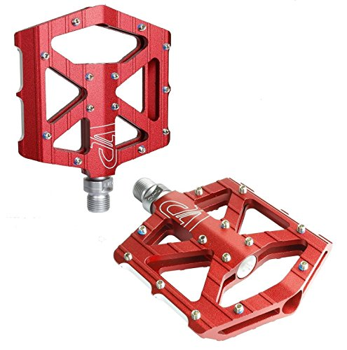VP Components Bike Pedals, Red