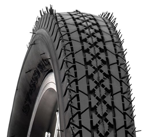 Schwinn Cruiser Bike Tire with Kevlar (Black, 26 x 2.12-Inch)