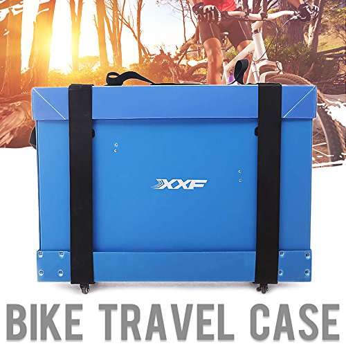 """Muses Poem Bicycle Case Bike Travel Light Case for 26″/700C/27.5″/29"""" Mountain Road  ..."""