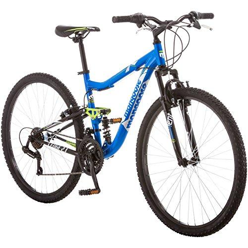 27.5″ Mongoose Ledge 2.1 Men's Mountain Bike