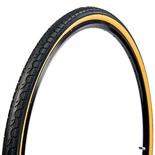 Kenda Tires Kwest Commuter/Urban/Hybrid Bicycle Tire – 700 x 32c, Black/Gumwall