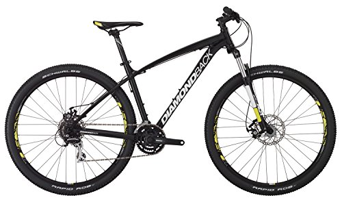 Diamondback Bicycles Overdrive 29er Complete READY RIDE Hardtail Mountain Bike, 20″/Large  ...