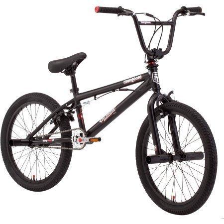 20″ Mongoose Brawler Pro Style Boys' BMX Bike