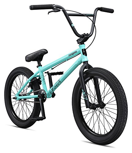 Mongoose Boys Legion L80 Bicycle, Mint, One Size/20″