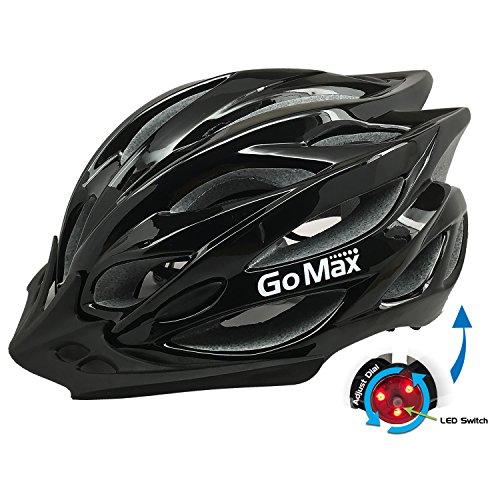 GoMax Aero Adult Safety Helmet Adjustable Road Cycling Mountain Bike Bicycle Helmet Ultralight I ...
