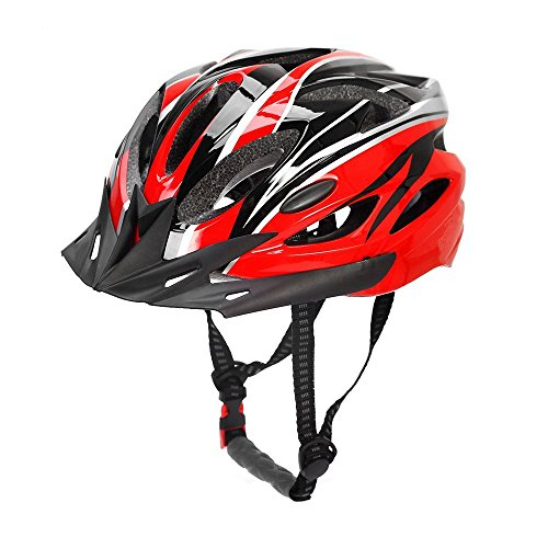 CCTRO Adult Cycling Bike Helmet, Eco-Friendly Adjustable Trinity Men Women Mountain Bicycle Road ...