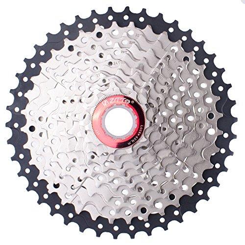 ZTTO CSMXXL10 Speed 11-42T Wide Ratio MTB Mountain Bike Bicycle Part Cassette Sprocket with Exte ...