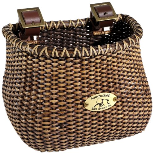 Nantucket Bicycle Basket Co. Lightship Collection Children's Bicycle Basket, Classic/Taper ...