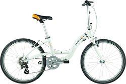 Dahon Briza D8 24″ Wheeled Folding Bike – Frost
