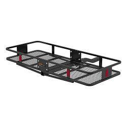 CURT 18153 Basket-Style Cargo Carrier