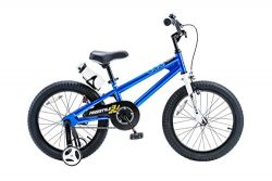 Royalbaby RB18B-6B BMX Freestyle Kids Bike, Boy's Bikes and Girl's Bikes with traini ...