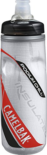 Camelbak Products Podium Chill Water Bottle, Crimson, 21-Ounce