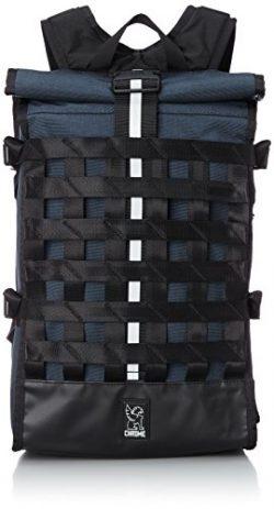 Chrome BG-163-INBK Indigo/Black One Size Barrage Cargo Backpack