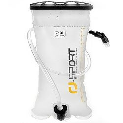 Hydration Bladder 2 Liter Leak Proof Water Reservoir, Military Water Storage Bladder Bag, BPA Fr ...