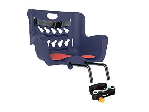 Bellelli Pulcino Bicycle Child Seat Child Carrier For Bikes Mount On Front Fork Made In Italy Su ...