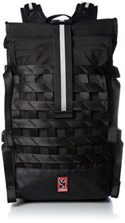 Chrome BG-163-BKBK Black One Size Barrage Cargo Backpack
