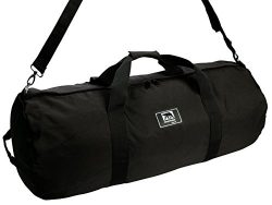 Heavy Duty Large Travel Equipment Duffel Bag ( 33″ x 14″ ) Overwake Original