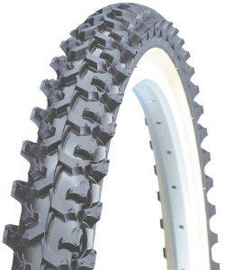 Kenda K850 Aggressive MTB Wire Bead Bicycle Tire, Blackskin, 26-Inch x 1.95-Inch