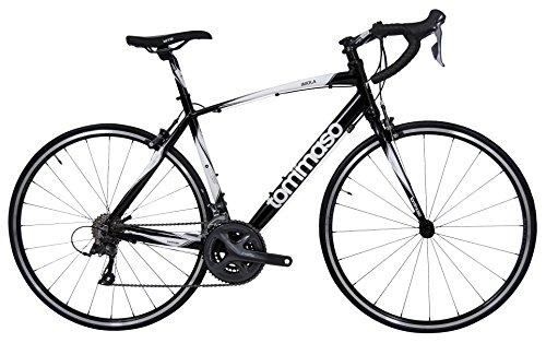 Tommaso Imola Road Bike Shimano R2000 Claris – Black – XL