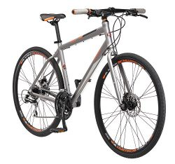 Schwinn Phocus 1500 Men's Flat Bar Road Bicycle 700c Wheels 19″ Frame Size