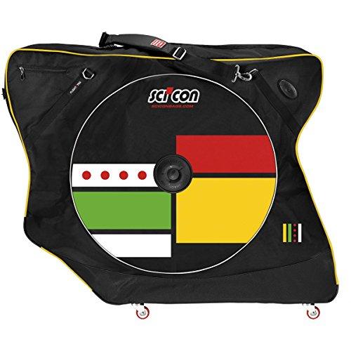 SciCon Limited Edition Aero Comfort Plus 2.0 Travel Bike Case Tdf, One Size