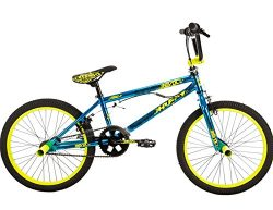 20″ Huffy Revolt Boys' BMX Bike, Blue