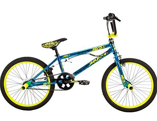 20″ Huffy Revolt Boys' BMX Bike, Blue