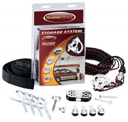 Hoister Direct 7803 – Overhead Storage Hoist for Jeep Top removal, Truck Caps, Bikes, SUP, ...