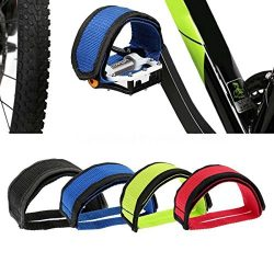 Parts & Components – Bikight 1 Pair Bicycle Foot Pedal Straps Belt Fixed Gear Anti-Sli ...