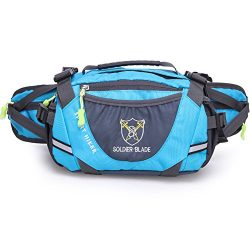 Outdoor Sport Large Capacity Waist Bag Fanny Pack For Men Women Travelling,Cycling, Hiking,Campi ...