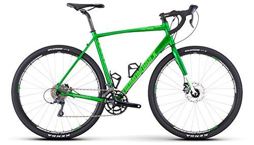 Diamondback Bicycles Haanjo Tero All Road Bike, Green, 53cm/Medium