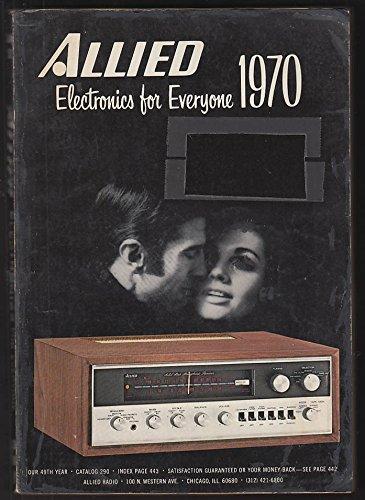 Allied Radio Electronics Catalog #290 1970 N-gauge guitars RC trail bike