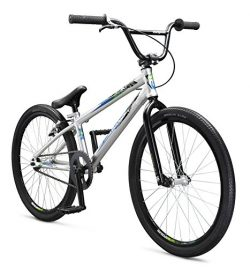 Mongoose Title 24″ Boy's Bicycle, Silver