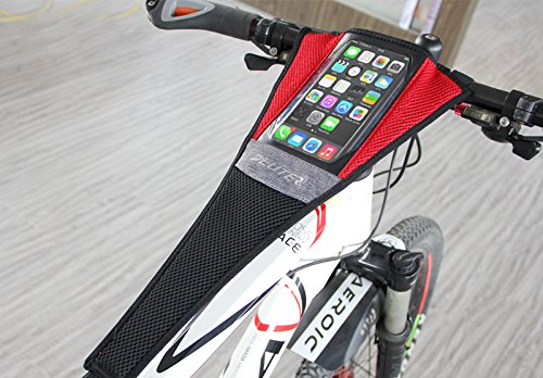 Deuter Bike Sweat Net Frame Guard for Indoor Cycling. Update Version for Mobile Phone