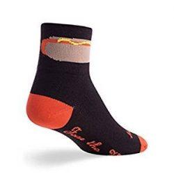SockGuy Footlong Cycling Sock – Unisex