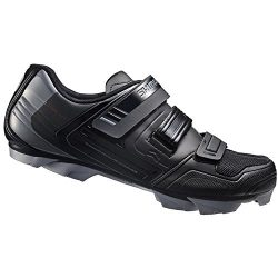 Shimano 2016 Men's XC Off-Road Sport Cycling Shoes – SH-XC31L (Black – 47)