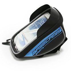 Basecamp Bike Bag Phone Holder, Cycling Bicycle Bike Front Frame Bags Top Tube Pouch handlebar B ...