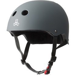 Triple 8 THE Certified Sweatsaver Helmet for Skateboarding, BMX, Roller Skating and Action Sport ...